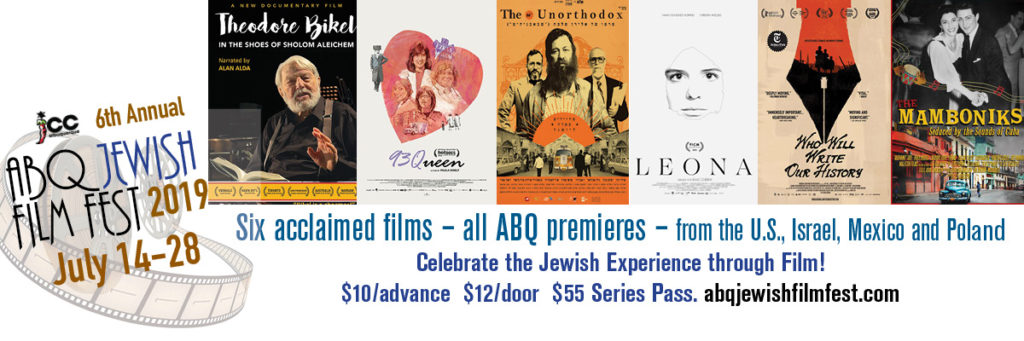 Annual ABQ Jewish Film Fest @ Albuquerque | New Mexico | United States